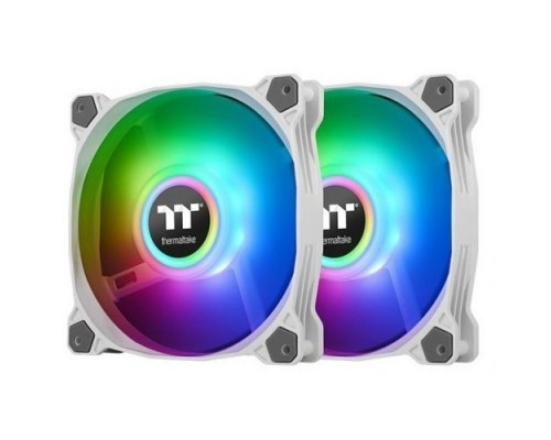 Pure Duo 12 ARGB Sync Radiator Fan 2 Pack CL-F097-PL12SW-A Thermaltake