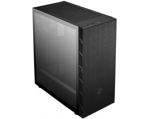 Cooler Master MasterBox MB600L V2 MB600L2-KGNN-S00 w/ODD, 2xUSB3.0, 1x120Fan, w/o PSU, Black, w/GanMetal Trims