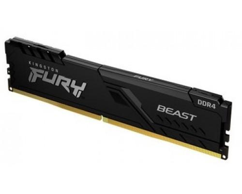 Kingston DDR4 DIMM 8GB KF426C16BB/8 PC4-21300, 2666MHz, CL16