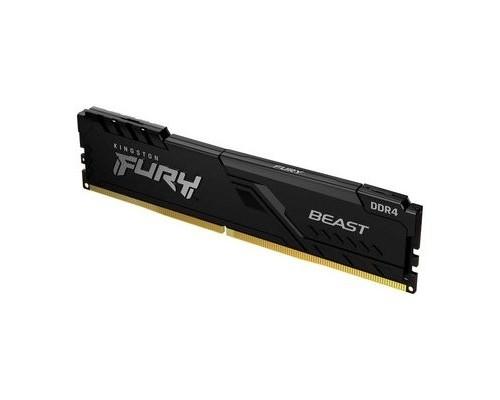 Kingston DDR4 DIMM 4GB KF432C16BB/4 PC4-25600, 3200MHz, CL16
