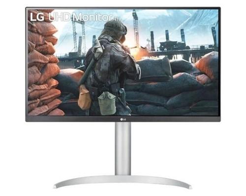 LCD LG 27 27UP650-W IPS 3840x2160 60Hz 5ms 178/178 400cd 1200:1 10bit(8bit+FRC) HDR10 DisplayHDR400 2xHDMI2.0 DisplayPort1.4 FreeSync AudioOut 2x5W Pivot VESA