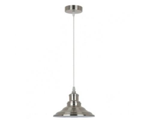 Camelion PL-600 C30 хром (Светильник подвесной LOFT, 1х E27, 40Вт, 230В, металл)