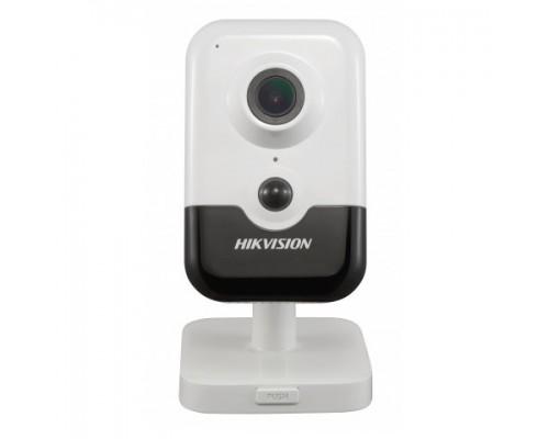 HIKVISION DS-2CD2443G0-IW (4mm)(W) Видеокамера IP 4-4мм цветная корп. белый