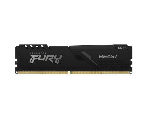 Kingston DDR4 DIMM 8GB KF436C17BB/8 PC4-28800, 3600MHz, CL17
