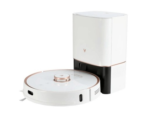 Xiaomi Viomi Vacuum cleaning Robot S9 white V-RVCLMD28A Робот пылесос