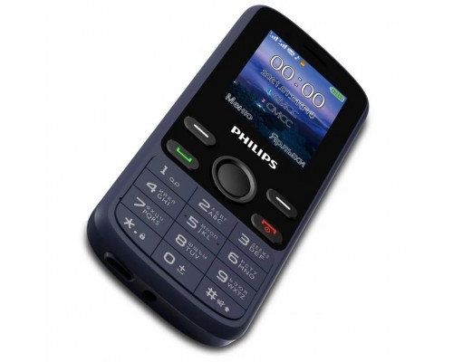 Philips Xenium E111 Blue
