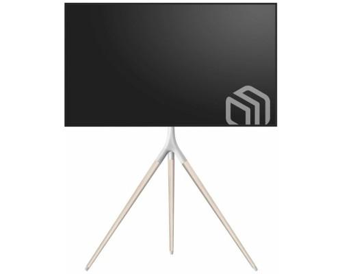 ONKRON TS1220 стойка для ТВ и сенсорных панелей 32-65, белый