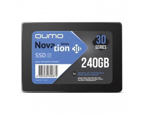 QUMO SSD 240GB QM Novation Q3DT-240GSKF SATA3.0