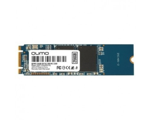 QUMO M.2 SSD 256GB QM Novation Q3DT-256GMSY-M2