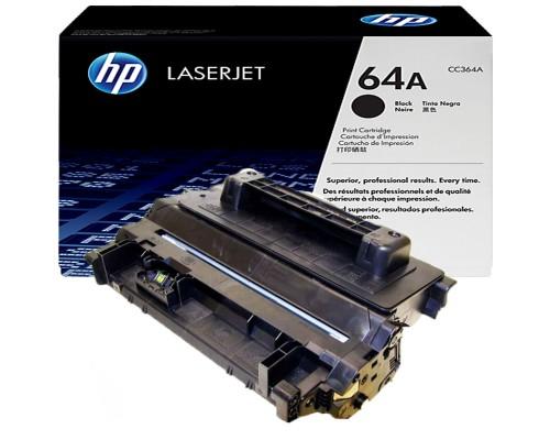 Заправка картриджа HP CC364A